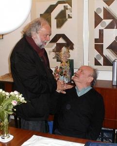 Jean-Pierre Verheggen et André Balthazar