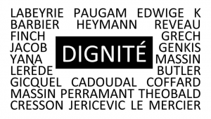 Dignite exposition collective