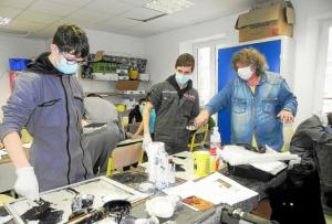atelier gravure sarg gicquel