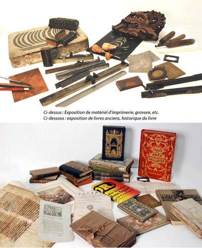 Expositions de Serg Gicquel